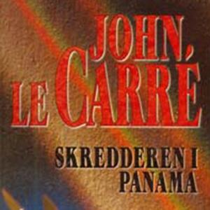 Skredderen i Panama (lydbok) av John Le Carré
