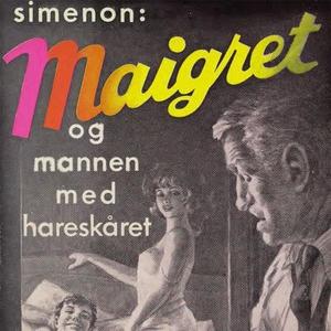 Maigret og mannen med hareskåret (lydbok) av