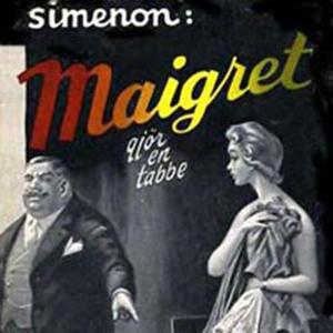 Maigret gjør en tabbe (lydbok) av Georges Sim