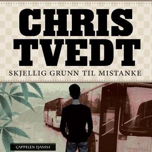Skjellig grunn til mistanke (lydbok) av Chris