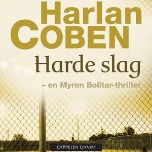 Harde slag (lydbok) av Harlan Coben