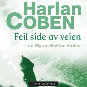 Feil side av veien (lydbok) av Harlan Coben