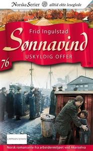 Uskyldig offer (ebok) av Frid Ingulstad