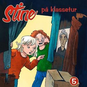 Stine på klassetur (lydbok) av Tania Kjeldset