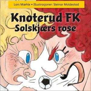 Knoterud FK (lydbok) av Lars Mæhle