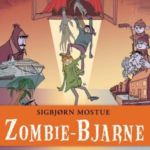 Zombie-Bjarne (lydbok) av Sigbjørn Mostue