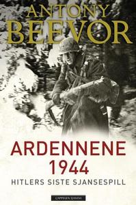 Ardennene 1944 (ebok) av Antony Beevor