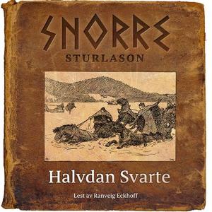 Halvdan Svarte (lydbok) av Snorre Sturlason,
