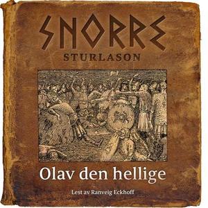 Olav den hellige (lydbok) av Snorre Sturlason
