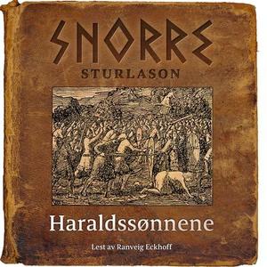 Haraldssønnene (lydbok) av Snorre Sturlason,