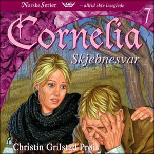 Skjebnesvar (lydbok) av Christin Grilstad Prø