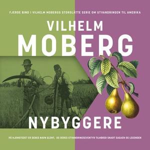 Nybyggerne (lydbok) av Vilhelm Moberg