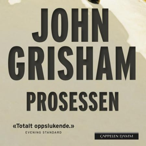 Prosessen (lydbok) av John Grisham