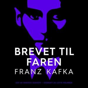 Brevet til faren (lydbok) av Franz Kafka