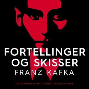 Fortellinger og skisser (lydbok) av Franz Kaf