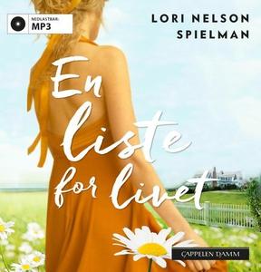 En liste for livet (lydbok) av Lori Nelson Sp