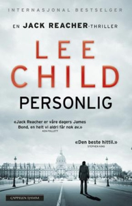 Personlig (ebok) av Lee Child