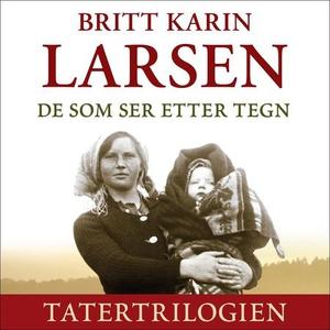 De som ser etter tegn (lydbok) av Britt Karin