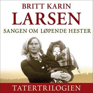Sangen om løpende hester (lydbok) av Britt Ka