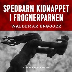Spedbarn kidnappet i Frognerparken (lydbok) a