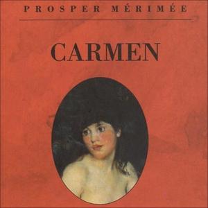 Carmen (lydbok) av Prosper Mérimée