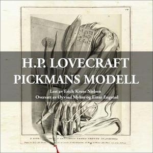 Pickmans modell (lydbok) av H.P. Lovecraft, H