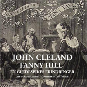 Fanny Hill (lydbok) av John Cleland
