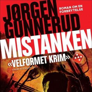 Mistanken (lydbok) av Jørgen Gunnerud