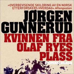 Kvinnen fra Olaf Ryes plass (lydbok) av Jørge