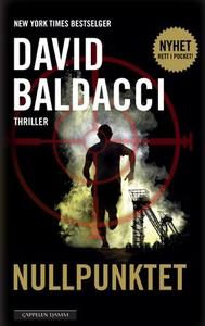 Nullpunktet (ebok) av David Baldacci
