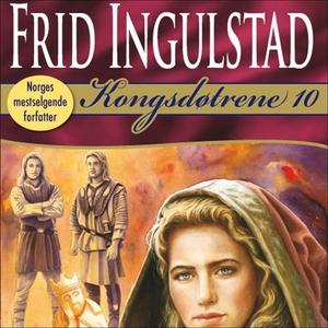 Jomfru Kristin (lydbok) av Frid Ingulstad