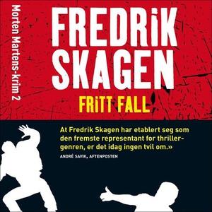 Fritt fall (lydbok) av Fredrik Skagen