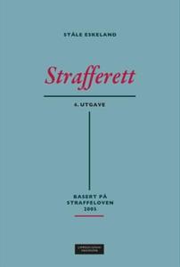 Strafferett (ebok) av Ståle Eskeland