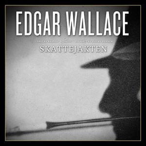 Skattejakten (lydbok) av Edgar Wallace