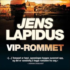 VIP-rommet (lydbok) av Jens Lapidus