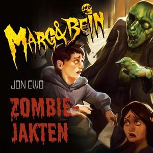 Zombiejakten (lydbok) av Jon Ewo