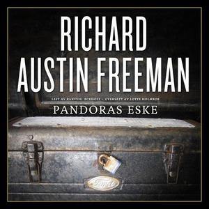 Pandoras eske (lydbok) av Richard Austin Free