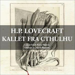 Kallet fra Cthulhu (lydbok) av H.P. Lovecraft