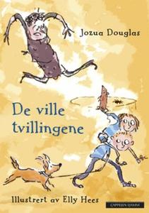De ville tvillingene (ebok) av Jozua Douglas