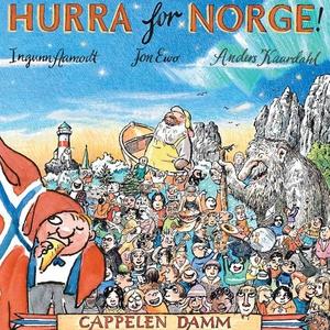 Hurra for Norge! (lydbok) av Ingunn Aamodt, J