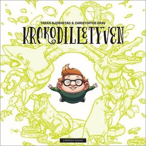 Krokodilletyven (lydbok) av Taran L. Bjørnsta