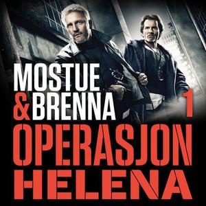 Operasjon Helena (lydbok) av Johnny Brenna, S
