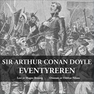 Eventyreren (lydbok) av Arthur Conan Doyle