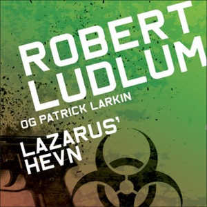 Lazarus' hevn (lydbok) av Robert Ludlum