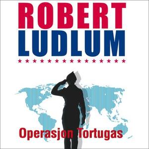 Operasjon Tortugas (lydbok) av Robert Ludlum