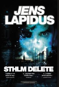 Sthlm delete (ebok) av Jens Lapidus