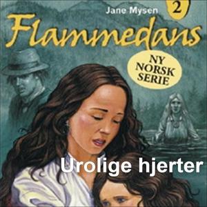 Urolige hjerter (lydbok) av Jane Mysen