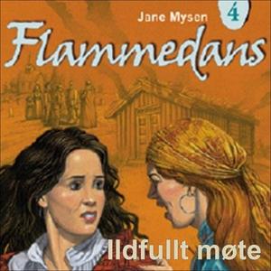 Ildfullt møte (lydbok) av Jane Mysen