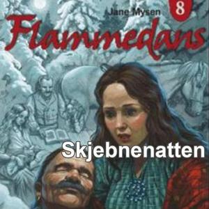 Skjebnenatten (lydbok) av Jane Mysen
