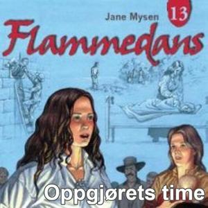 Oppgjørets time (lydbok) av Jane Mysen
